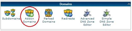 HostGator Addon Domains